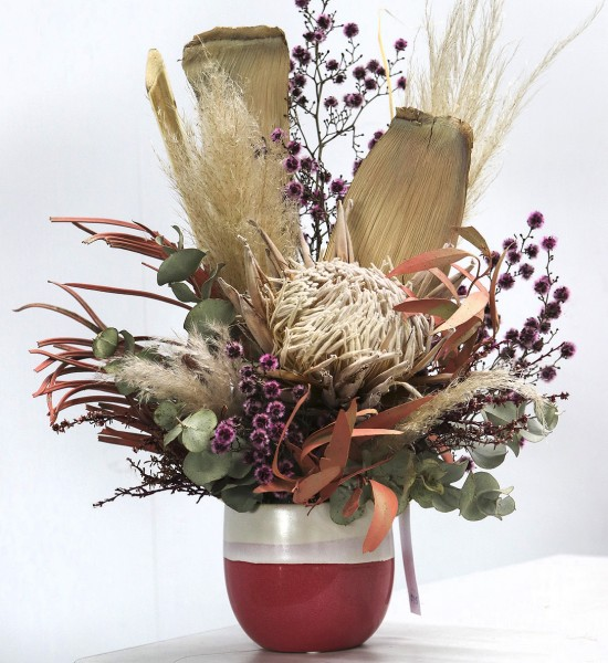 Dried Flowers for Valentines