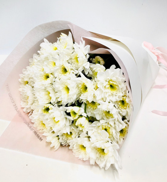 Mothers day flowers Chrysanthemum bouquet delivered