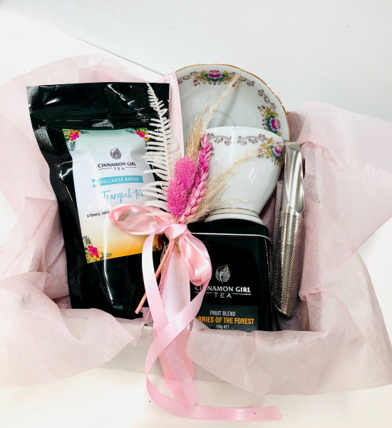 Tea Hampers for Mothers Day Gift