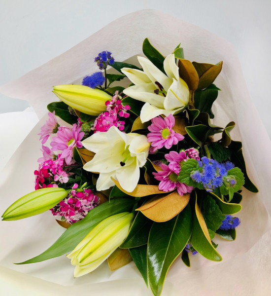 Mothers Day flowers bouquet