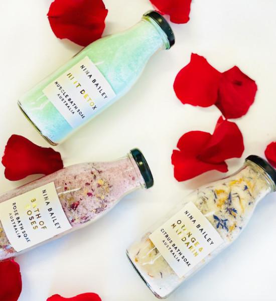 bath salt online gift