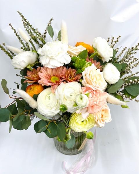 spring floral bouquet delivered